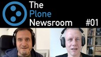 """Podcast """"The Plone Newsroom"""" launched"""
