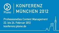 Plone Konfernz München 2012