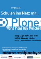 World Plone Day 2009 in Munich