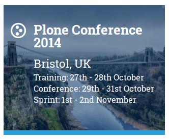 PloneConf 2014