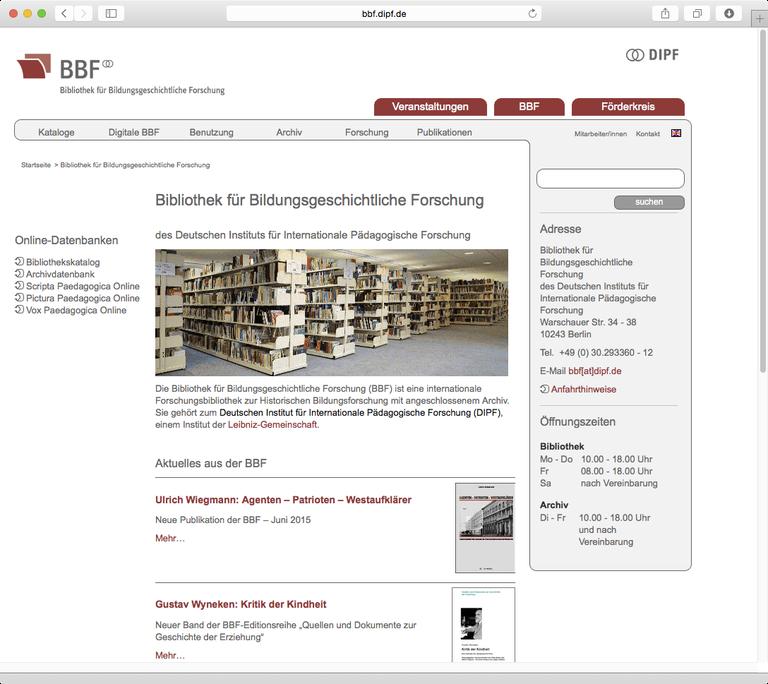bbf.dipf.de