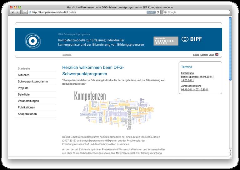 kompetenzmodelle.dipf.de