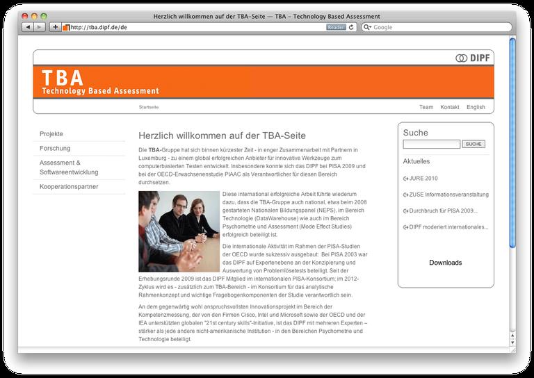 tba.dipf.de