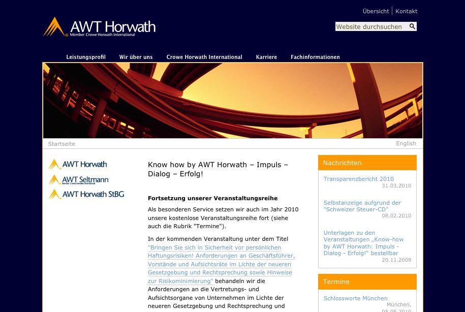 AWT Screenshot